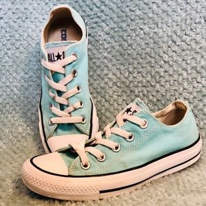 Unisex Converse All Star Light Blue Size 5